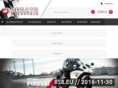 Miniaturka domeny legato-motocykle.pl