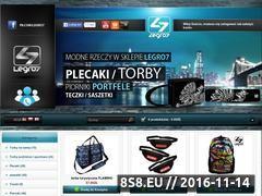 Miniaturka domeny www.legro7.pl
