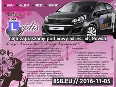 Miniaturka domeny www.lejdisprawko.pl