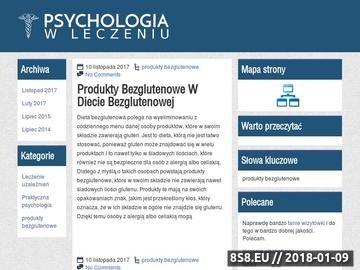 Zrzut strony Psychiatra Bydgoszcz