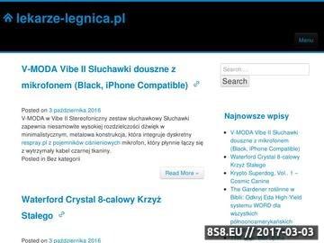 Zrzut strony Botoks Legnica