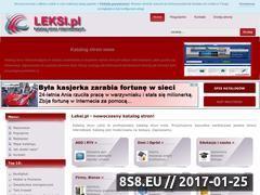 Miniaturka domeny leksi.pl