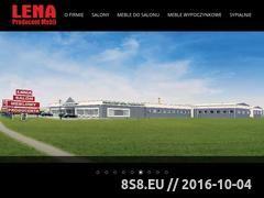 Miniaturka domeny www.lenalubowo.pl