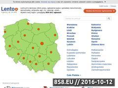 Miniaturka domeny www.lento.pl