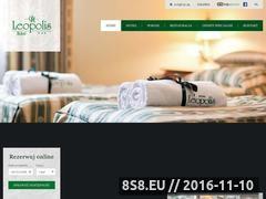 Miniaturka domeny www.leopolis.com.pl