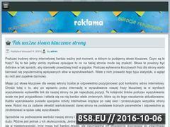 Miniaturka domeny www.lepszakreacja.pl