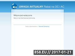 Miniaturka domeny lepszeoc.pl