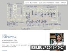Miniaturka domeny letslanguage.pl