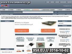 Miniaturka domeny lewandowscy.pl