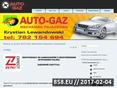 Miniaturka domeny www.lewandowski-autogaz.pl
