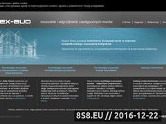 Miniaturka domeny www.lexbud.biz.pl