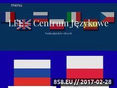 Miniaturka domeny www.lfe.com.pl
