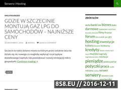 Miniaturka domeny www.lgepard.pl