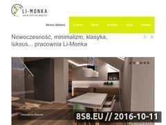 Miniaturka domeny www.li-monka.pl