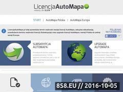 Miniaturka domeny licencjaautomapa.pl