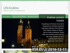 Miniaturka domeny life-krakow.pl