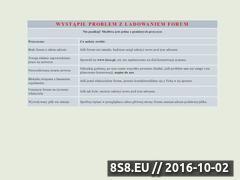Miniaturka domeny liga8ballpool.fora.pl