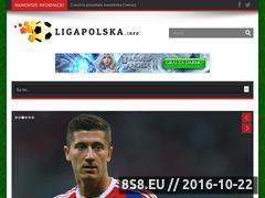 Miniaturka domeny ligapolska.info