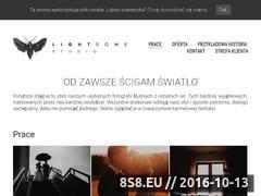 Miniaturka domeny lightsome.pl