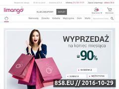 Miniaturka domeny www.limango-outlet.pl