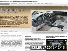 Miniaturka domeny www.limcars.pl