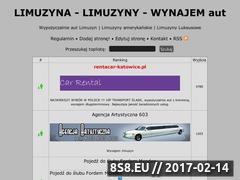 Miniaturka domeny limuzyny.toplista.pl