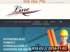 Miniaturka domeny line-poznan.pl