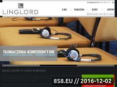 Miniaturka domeny ling365.pl