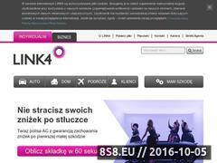 Miniaturka Ubezpieczenie AC - Link4  (www.link4.pl)