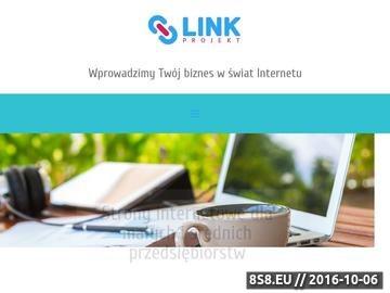 Zrzut strony Strony internetowe Poznań