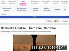 Miniaturka domeny linux.rk.edu.pl
