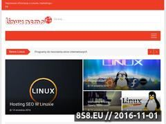 Miniaturka domeny linuxnews.pl
