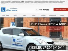 Miniaturka domeny lipinski-szkola.com.pl