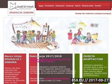 Zrzut strony Prywatne przedszkole Poznań