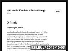 Miniaturka domeny www.listwan.pl