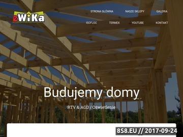 Zrzut strony Panele słoneczne Litaszewski.PL