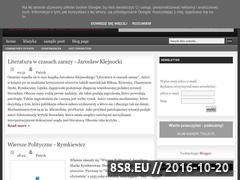 Miniaturka domeny literatura-interpretacje.blogspot.com