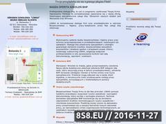 Miniaturka domeny www.liwax.com.pl