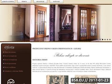 Zrzut strony Okna drewniane