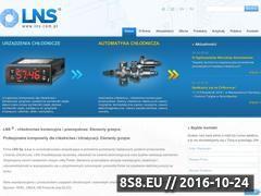 Miniaturka domeny www.lns.com.pl