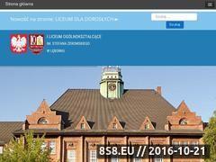 Miniaturka domeny lo1.lebork.pl