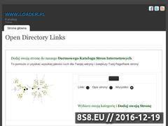 Miniaturka domeny www.loader.pl