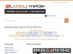 Miniaturka domeny www.lobbysklep.pl