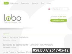 Miniaturka domeny lobohr.pl