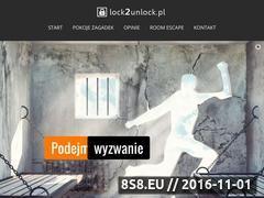 Miniaturka domeny www.lock2unlock.pl