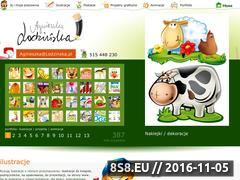 Miniaturka domeny www.lodzinska.pl