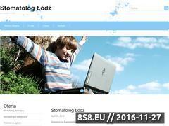Miniaturka domeny lodzstomatolog.pl