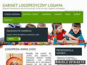 Zrzut strony LOGAMA - Twój sklep logopedyczny