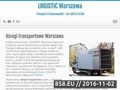 Miniaturka domeny www.logistic.warszawa.pl