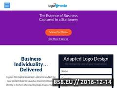 Thumbnail of Logo Design Website